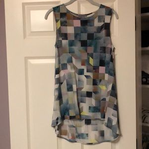 COS patterned top